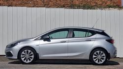2018 Holden Astra R+ BK MY18.5 Silver