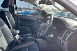2018 Ford Ranger FX4 PX MkII MY18 4X4 Dual Range White