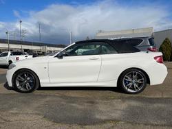 2017 BMW 2 Series M240i F23 LCI White