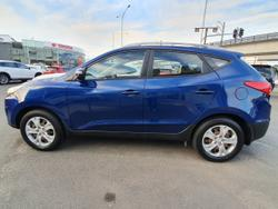 2014 Hyundai ix35 Active Series II MY15 Blue