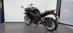 2012 Honda CBR250R Black