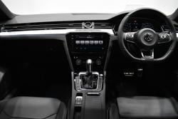 2019 Volkswagen Arteon 206TSI R-Line 3H MY19 Four Wheel Drive Deep Black