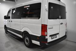 2019 Volkswagen Crafter Minibus TDI410 SY1 MY19 Four Wheel Drive Candy White