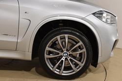 2016 BMW X5 xDrive30d F15 4X4 Constant Silver