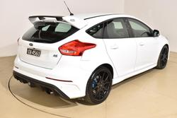 2016 Ford Focus RS LZ AWD Frozen White