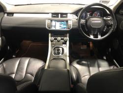 2015 Land Rover Range Rover Evoque SD4 Pure Tech L538 MY15 4X4 Constant Grey