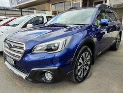 2015 Subaru Outback 2.0D Premium 5GEN MY15 AWD Blue