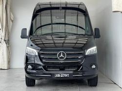 2020 Mercedes-Benz Sprinter 416 Transfer VS30 Black