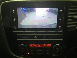 2018 Mitsubishi Outlander ES ZL MY18.5 Grey