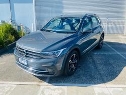 2020 Volkswagen Tiguan 110TSI Life 5N MY21 Grey