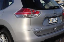 2014 Nissan X-TRAIL ST T32 4X4 On Demand Brilliant Silver