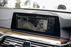 2020 BMW 5 Series 530e M Sport G30 LCI Black
