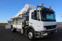 Mercedes Benz 1629 Atego EX-Government / LOW KMS