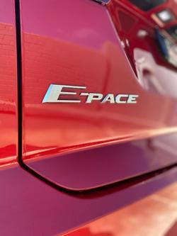 2018 Jaguar E-PACE D150 R-Dynamic SE X540 MY18 AWD Firenze Red