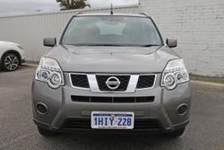 2013 Nissan X-TRAIL ST T31 Series V Grey