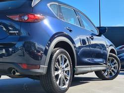 2020 Mazda CX-5 Akera KF Series AWD Deep Crystal Blue