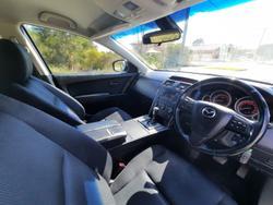 2011 Mazda CX-9 Classic TB Series 4 MY11 Four Wheel Drive Dolphin Grey