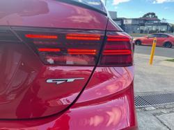 2021 Kia Cerato GT BD MY22 Red