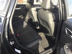 2021 MG ZS EV Essence AZS1 MY21 Pebble Black