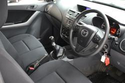 2017 Mazda BT-50 XT UR Aluminium