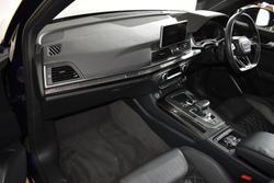 2018 Audi SQ5 FY MY18 Four Wheel Drive Navarra Blue