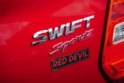 2018 Suzuki Swift Sport AZ Burning Red