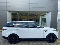 2016 Land Rover Range Rover Sport TDV6 SE L494 MY16 4X4 Constant Fuji White