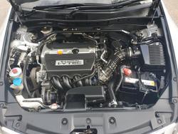 2012 Honda Accord VTi 8th Gen MY12 Silver