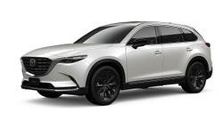 2021 Mazda CX-9 GT SP TC Snowflake White Pearl