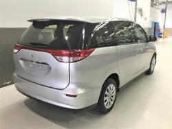 2017 Toyota Tarago GLi ACR50R Silver