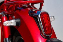 2020 HONDA SUPER CUB C125 Red