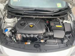 2015 Hyundai i30 Active GD3 Series II MY16 SLEEK SILVER