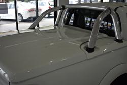 2011 Mitsubishi Triton GL-R MN MY12 White