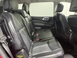 2018 Nissan Pathfinder Ti R52 Series II MY17 4X4 On Demand Red