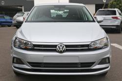 2020 Volkswagen Polo 70TSI Trendline AW MY21 Silver