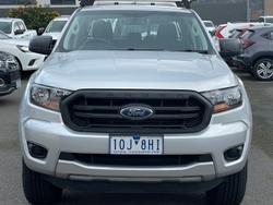 2018 Ford Ranger XL PX MkIII MY19 4X4 Dual Range Ingot Silver