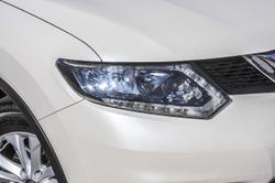 2017 Nissan X-TRAIL ST T32 Series II White