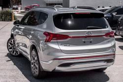 2021 Hyundai Santa Fe Highlander TM.V3 MY21 Typhoon Silver