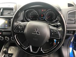 2018 Mitsubishi ASX LS XC MY18 Lightning Blue