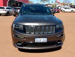 2014 Jeep Grand Cherokee SRT WK MY14 4X4 On Demand Grey