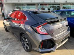 2019 Honda Civic VTi-L 10th Gen MY19 Modern Steel