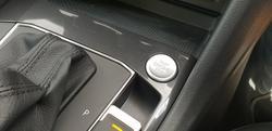 2021 Volkswagen Tiguan 132TSI Comfortline Allspace 5N MY21 Four Wheel Drive Deep Black