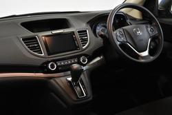 2017 Honda CR-V VTi RM Series II MY17 Brilliant Sporty Blue