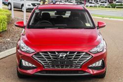 2021 Hyundai i30 Active PD.V4 MY21 Red