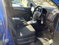 2018 Holden Colorado LTZ RG MY18 4X4 Dual Range Blue