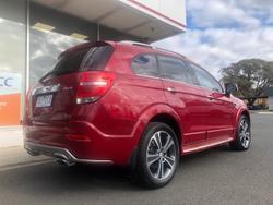 2016 Holden Captiva LTZ CG MY16 AWD Red