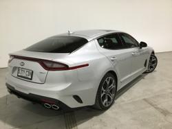 2018 Kia Stinger GT CK MY19 Silver