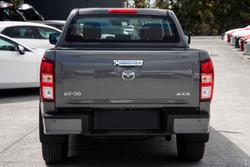 2021 Mazda BT-50 XTR TF 4X4 Dual Range Concrete Grey