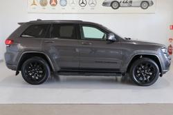 2017 Jeep Grand Cherokee Blackhawk WK MY17 4X4 Dual Range