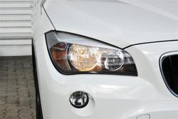 2013 BMW X1 sDrive18d E84 LCI White
